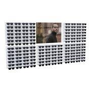 218p - Expositor De Parede Para 140 Óculos Personalizado