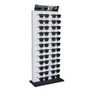 222p - Expositor De Balcão Para 24 Óculos Personalizado