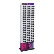 228p - Expositor De Chão Para 126 Óculos Personalizado