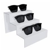 260 - Expositor De Vitrine Para 3 Óculos