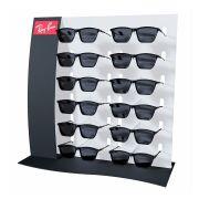 Kit265s - Expositor Para 12 Óculos Personalizado - Kit 10/un