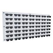 Me089-1 - Expositor De Parede Para 49 Óculos