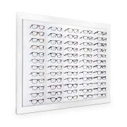 Me151 - Expositor De Parede Para 60 Óculos