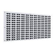 Me200 - Expositor De Parede Para 143 Óculos