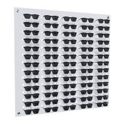 Me202 - Expositor De Parede Para 65 Óculos