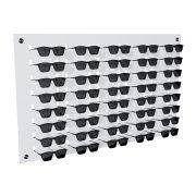 Me203 - Expositor De Parede Para 40 Óculos