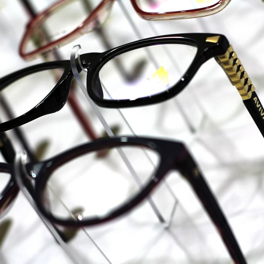 225p - Expositor De Chão Para 42 Óculos Personalizado