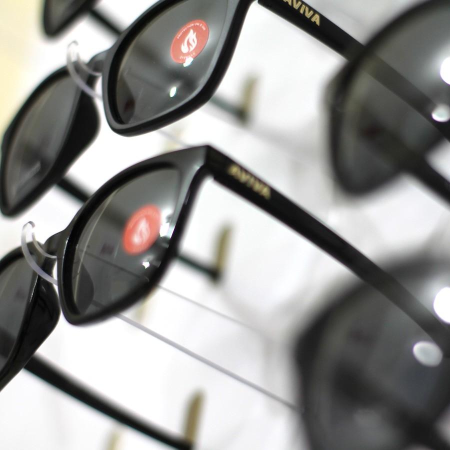 229 - Expositor De Chão Giratório Para 160 Óculos
