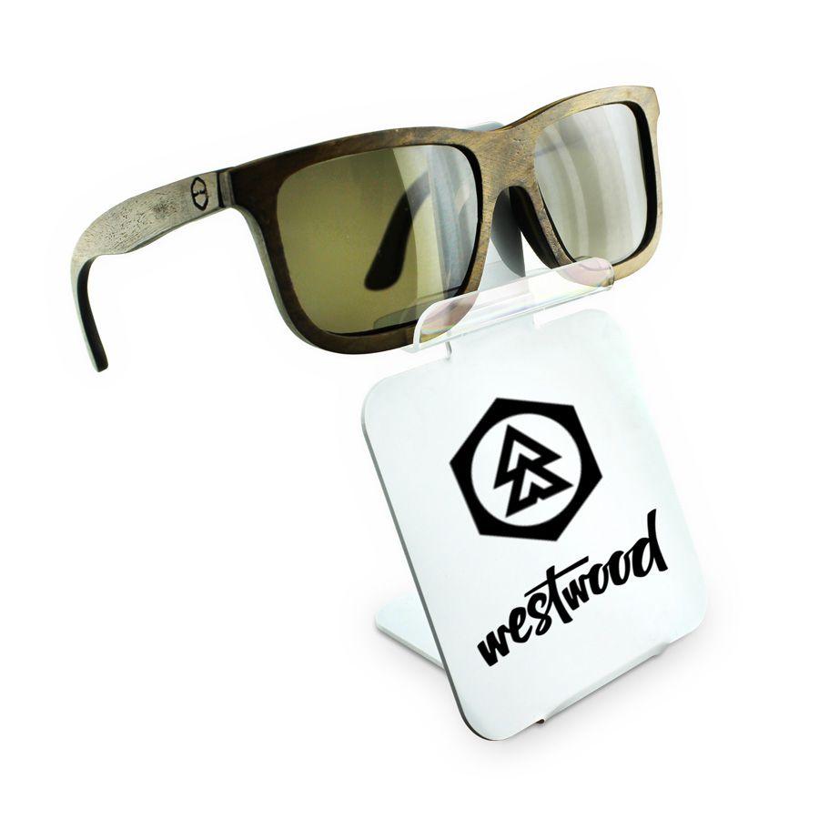Kit097b - Expositor Para 1 Óculos - Kit 3/un