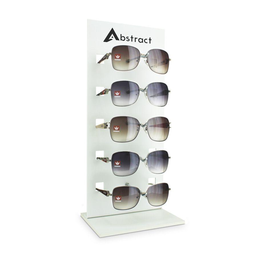 Kit146s - Expositor Para 5 Óculos Personalizado - Kit 30/un