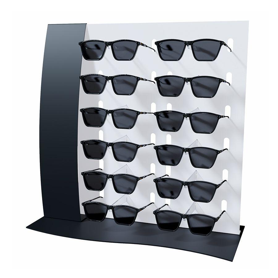 Kit265 - Expositor Para 12 Óculos - Kit 10/un