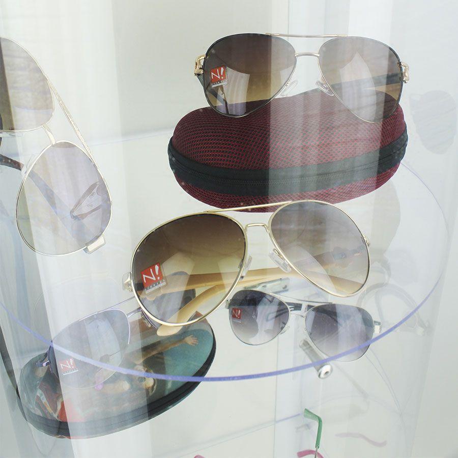 Md005s - Expositor De Balcão Com 3 Prateleiras Personalizado