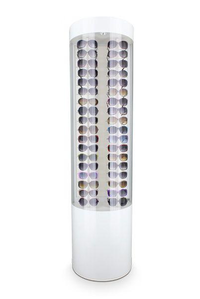 Me015 - Expositor De Chão Para 36 Óculos