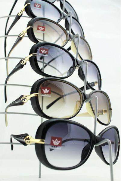 Me026 - Expositor De Vitrine Para 6 Óculos