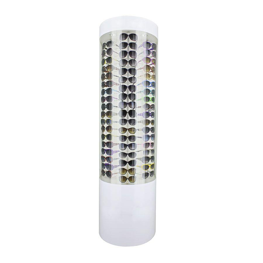 Me050 - Expositor De Chão Para 54 Óculos