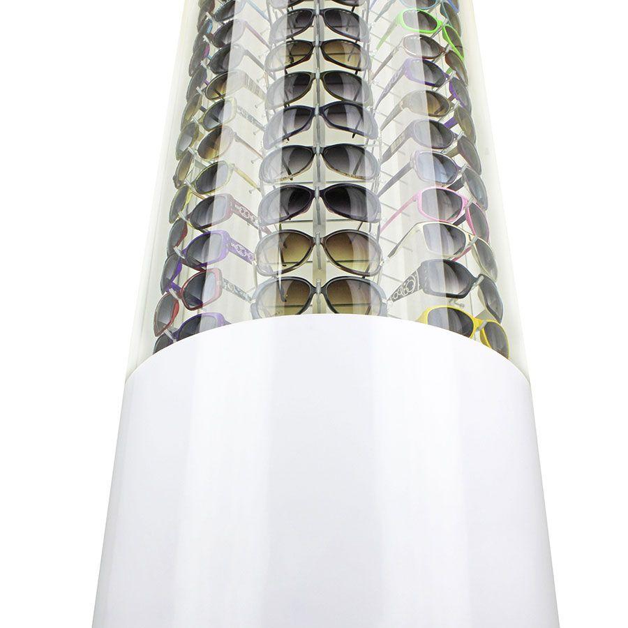 Me050s - Expositor De Chão Para 54 Óculos Personalizado