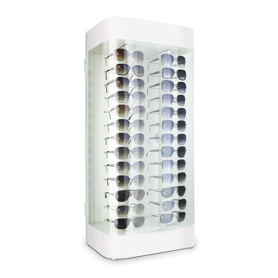 Me060 - Expositor De Balcão Para 26 Óculos