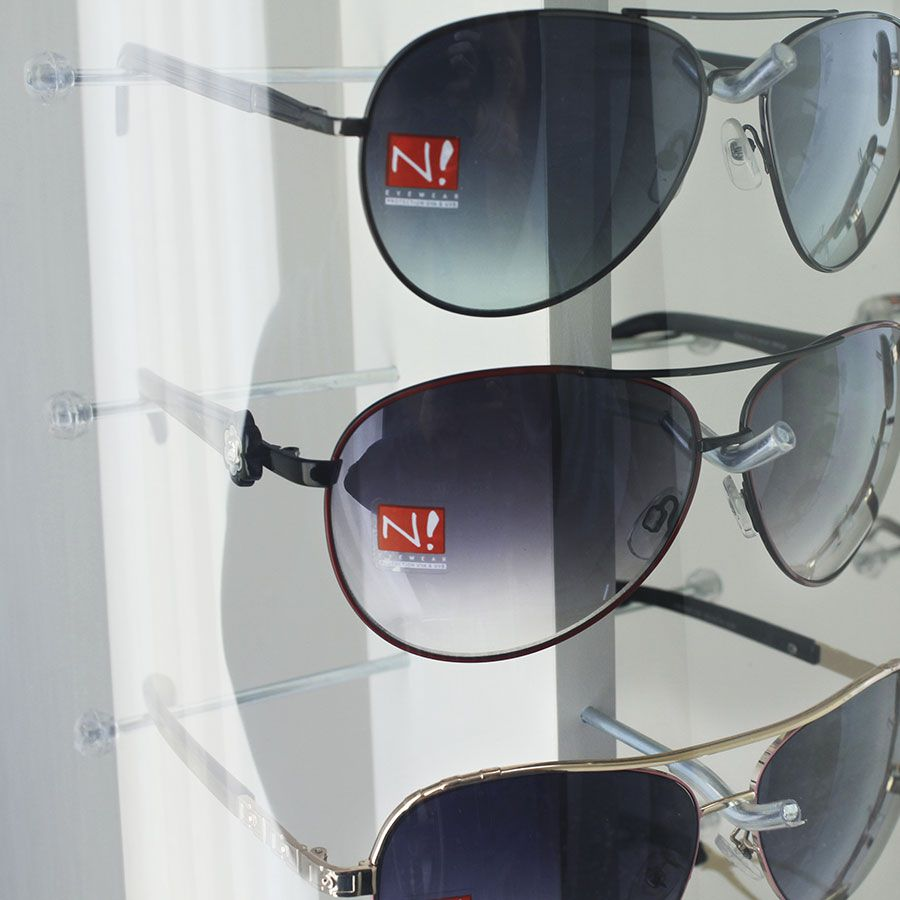 Me061 - Expositor De Balcão Para 13 Óculos