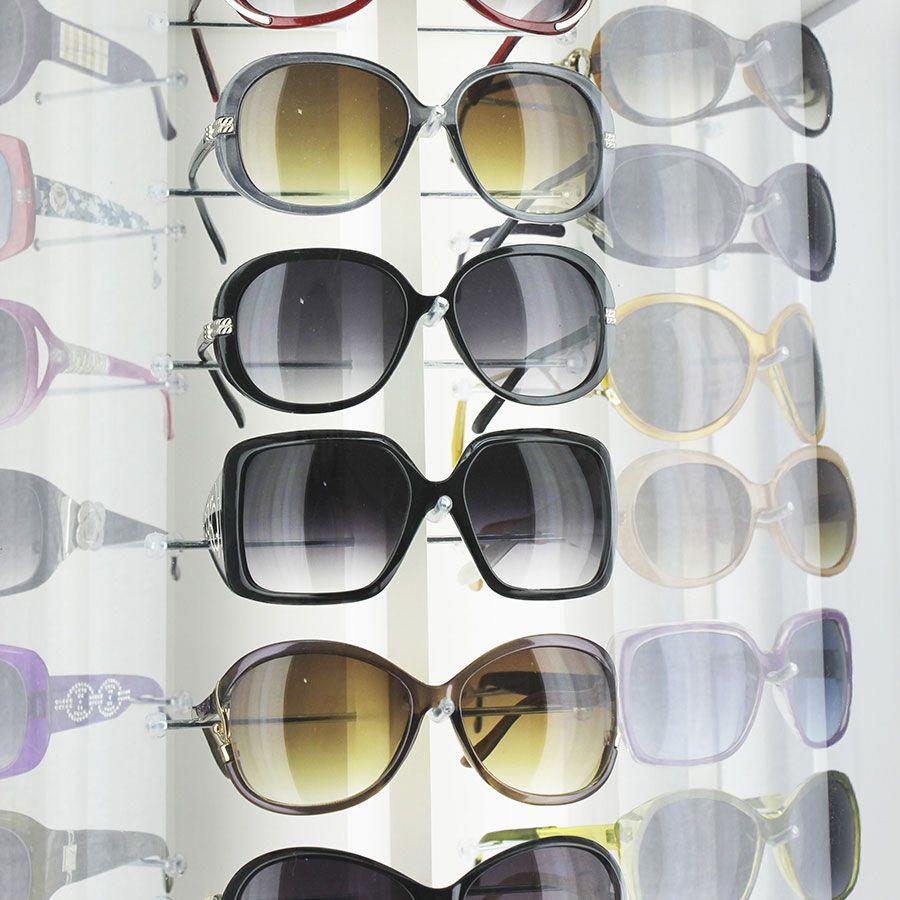 Me134 - Expositor De Chão Para 54 Óculos