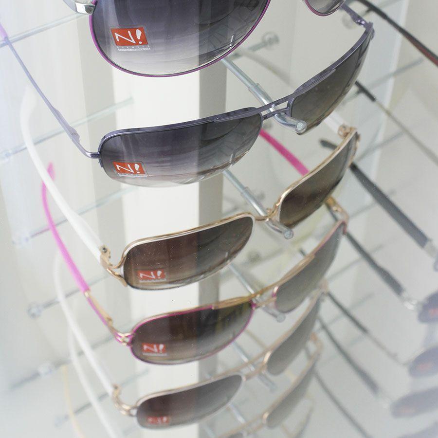 Me135s - Expositor De Chão Para 36 Óculos Personalizado