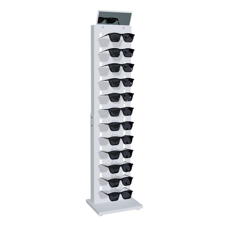 Me206 - Expositor De Balcão Para 12 Óculos