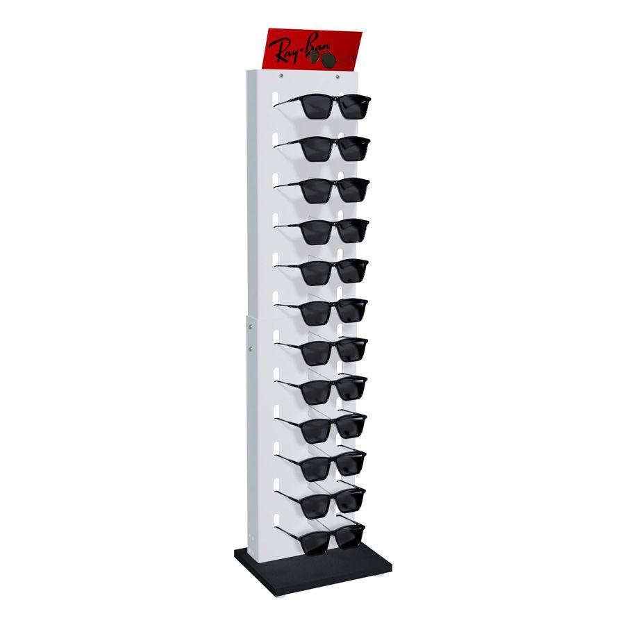 Me221s - Expositor De Balcão Para 12 Óculos Personalizado