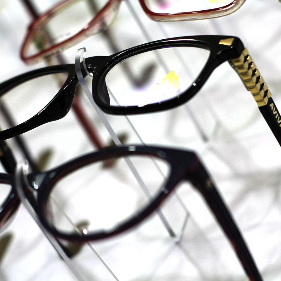 Me229s - Expositor De Chão Giratório Para 160 Óculos Personalizado