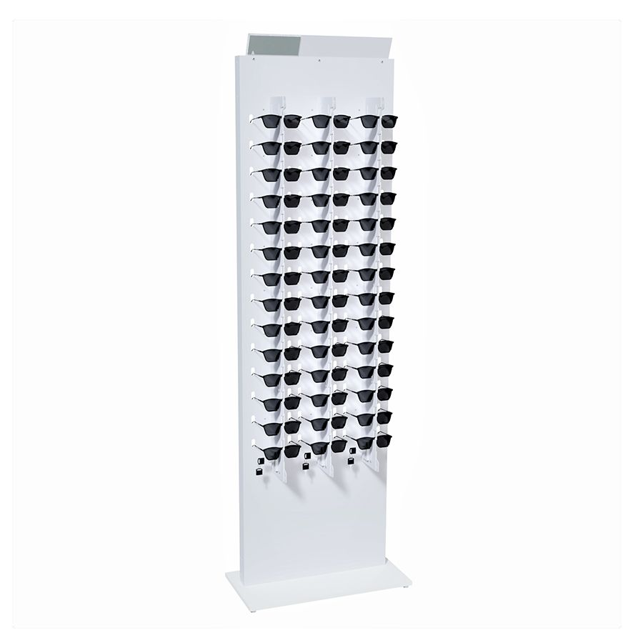 Me270 - Expositor De Chão Com Trava Para 42 Óculos