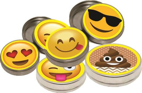 Kit Festa Infantil Emoji (modelo 2) 160 Peças
