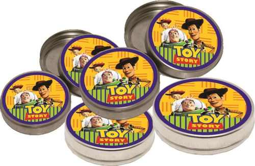 Kit Festa Infantil Toy Story 161 Peças