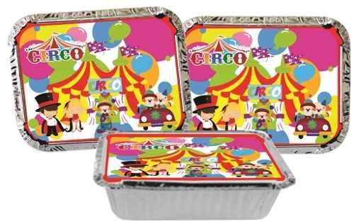 Kit Festa Infantil Circo 160 Peças