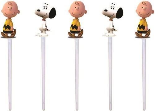 Kit Decorativo Infantil Snoopy 265 Peças