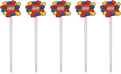Kit Festa Infantil Lego 160 Peças