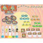 Kit Festa Infantil Looney Tunes Baby 178 Pças