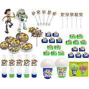 Kit Festa Infantil Toy Story 265 Peças