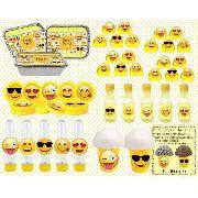 Kit Festa Infantil Emoji 160 Peças