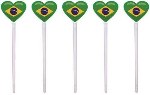 Kit Decorativo Do Brasil modelo 2 - 160 Peças