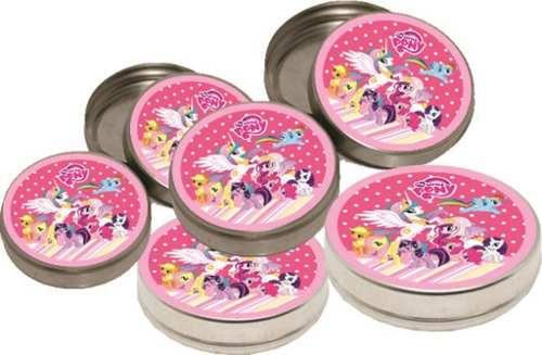 Kit Festa Infantil My Little Pony 265 Peças