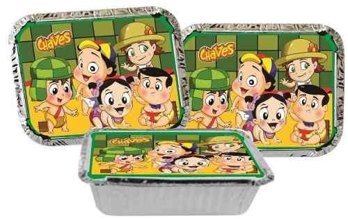 Kit Festa Infantil Chaves Baby 160 Peças