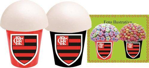 Kit Festa Time Flamengo 160 Peças