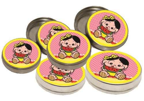 Kit Festa Infantil Magali Baby 107 Pças