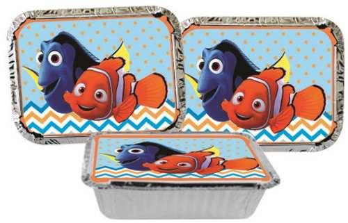 Kit Festa Infantil Procurando Nemo 160 Peças