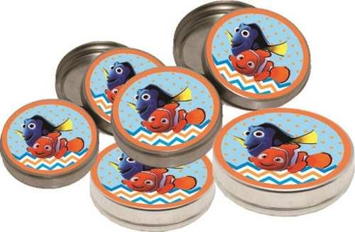 Kit Festa Infantil Procurando Nemo 161 Peças