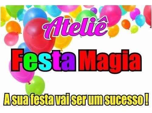 Kit Festa Girassol 265 Peças