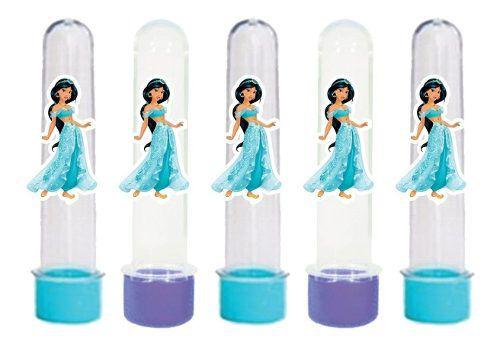 Kit Festa Aladdin E Jasmine 110 Peças