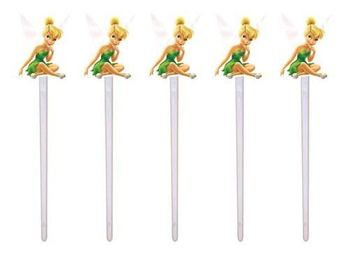Kit Festa Infantil Tinker Bell (sininho) 106 Peças