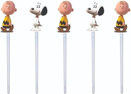 Kit Festa Infantil Snoopy 106 Peças