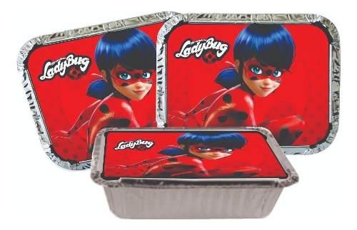 - Kit Festa Infantil Lady Bug 106 Peças