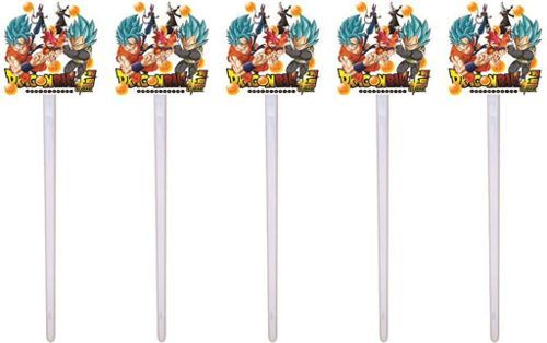 Kit Festa Infantil Dragon Ball Super 99 Peças