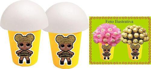 Kit Festa Infantil Lol Queen Bee 155 Peças